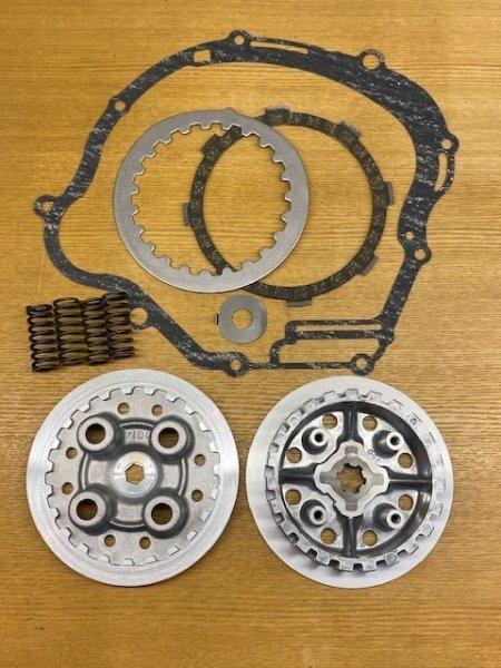 画像1: TOM'S クラッチ強化容量アップキット TY-S125F、TY-S125LongRide、YAMAHA TT-R125 (1)