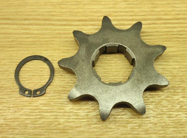画像1: JITSIE フロントスプロケット 9T ランドネ他 (1)
