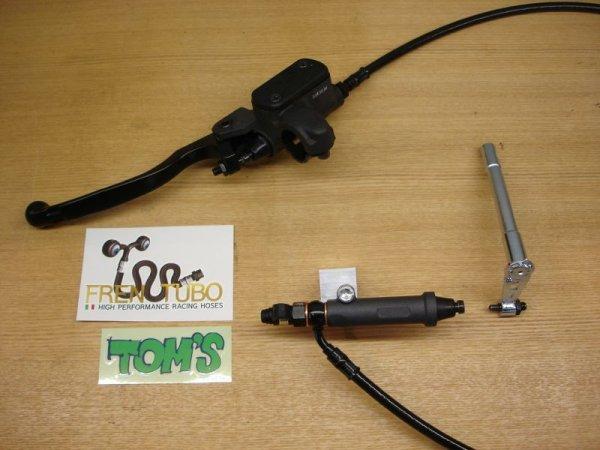 画像1: TOM'S ダイレクトプッシュ油圧クラッチキット (1)
