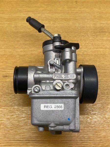 画像1: デロルト26Фキャブレターキット/GASGAS、TRS変換用、基本セッティング済 (1)